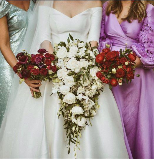 Vintage lush Bouquets