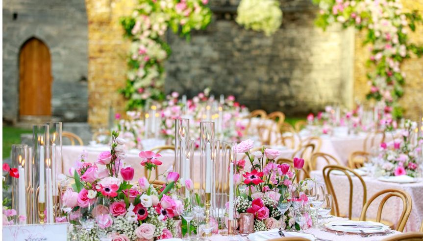 Elegance in Pink