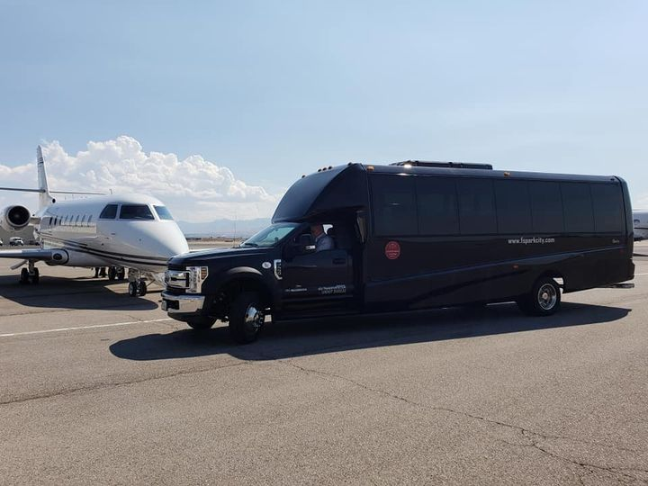 Utah's nicest luxury mini bus