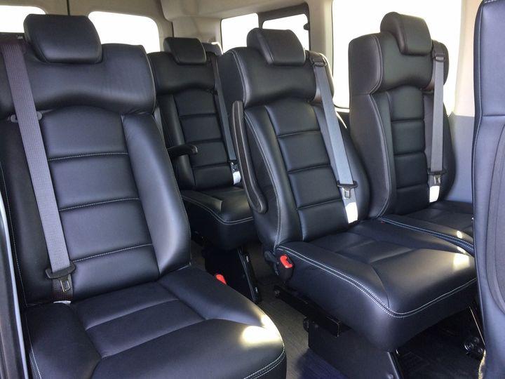 Interior - executive shuttle