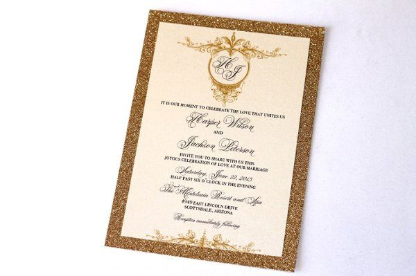 Wedding Invitations Az: Embellished Paperie