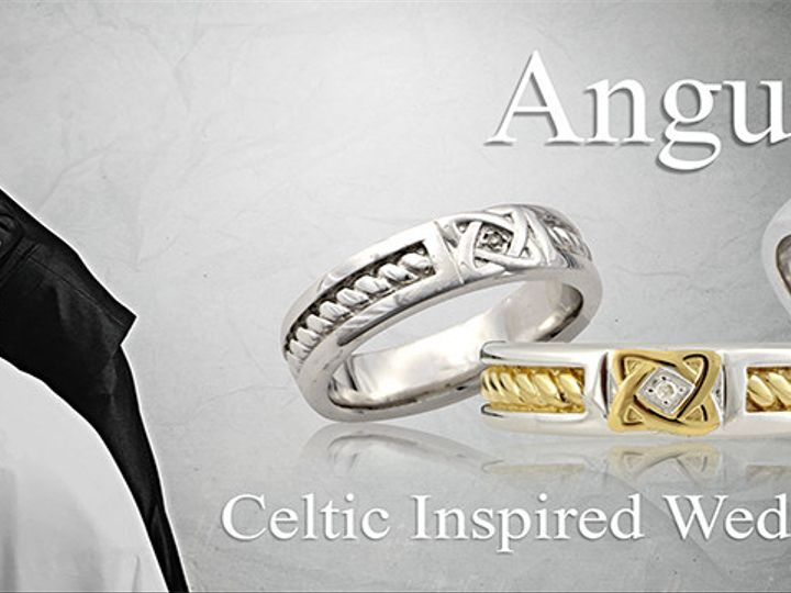 Tmx 1447166881619 Angus Wedding Bands 3a 1000x360 Lynbrook wedding jewelry