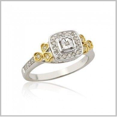 Tmx 1447166947165 062135shamrockengagementring2sh Lynbrook wedding jewelry