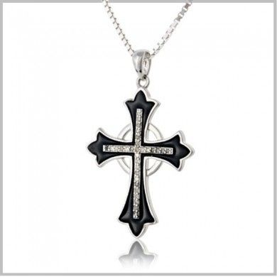 Tmx 1447167000779 K4883blkdiacelticcross1 Lynbrook wedding jewelry