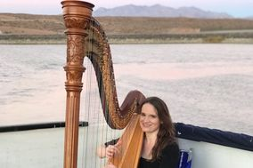 Las Vegas Wedding Harpist