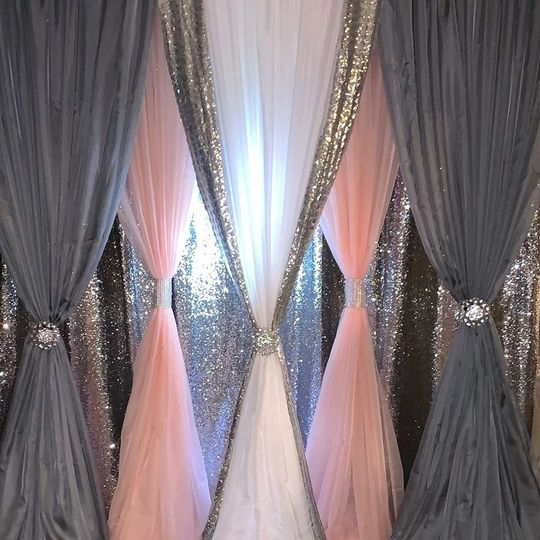 Wedding Backdrop Design