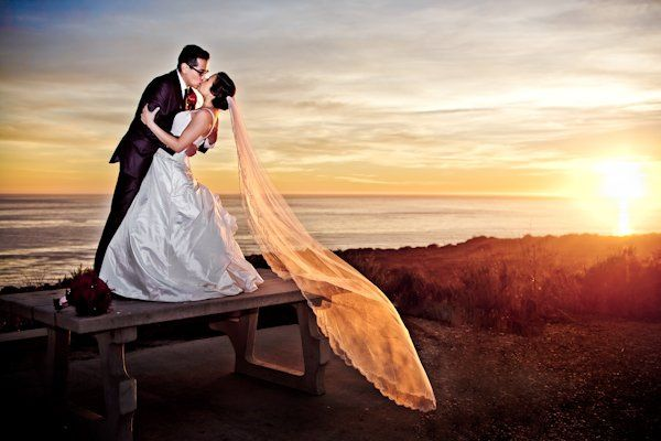 Malibu Sunset Wedding