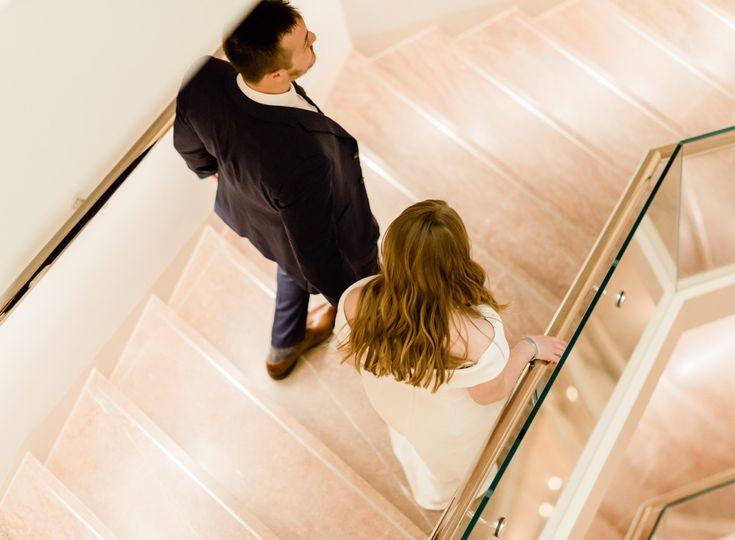 Stairwell shot.