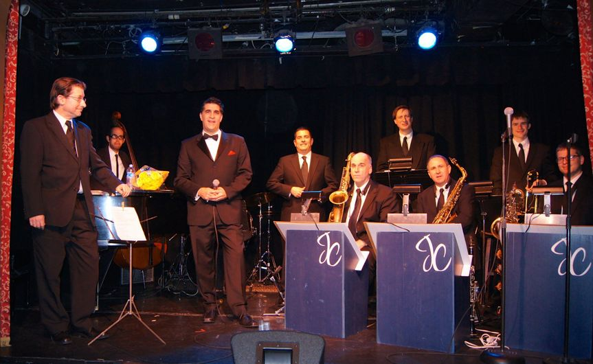 Jerry Costanzo Jazz & Swing band