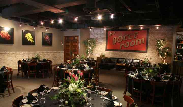 Bocce Room at Ippolito's