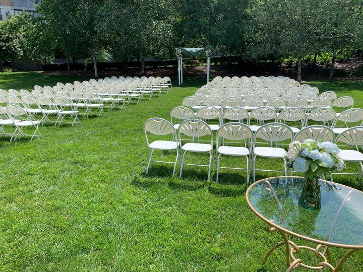 Outdoor Ceremony!