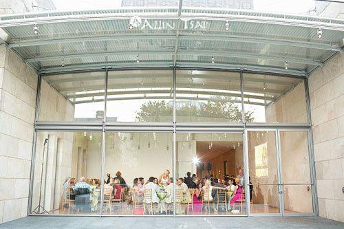 nasher sculpture center dallas wedding venue 005