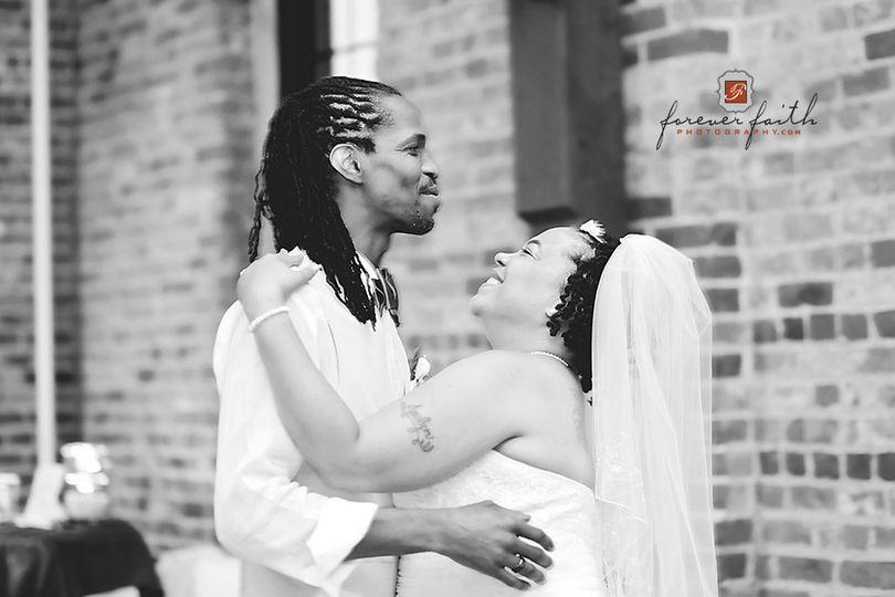 Wedding joy