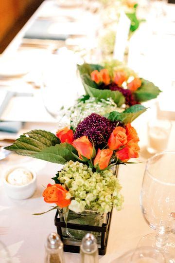 Vivid florals