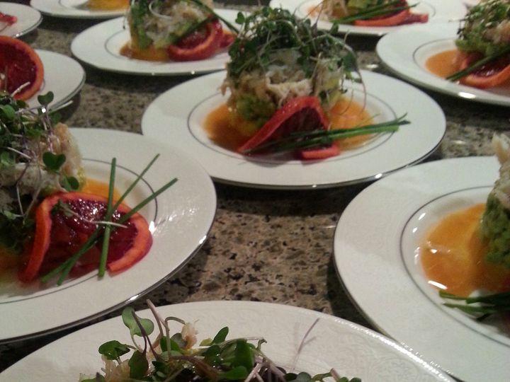 Tmx 1445642813341 Mango Crab Stack Eugene, OR wedding catering