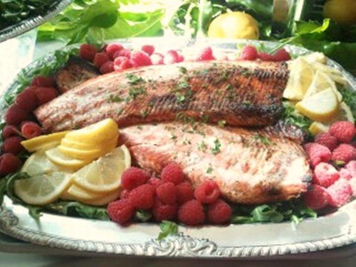 Tmx 1445643475686 Raspberry Salmon Eugene, OR wedding catering
