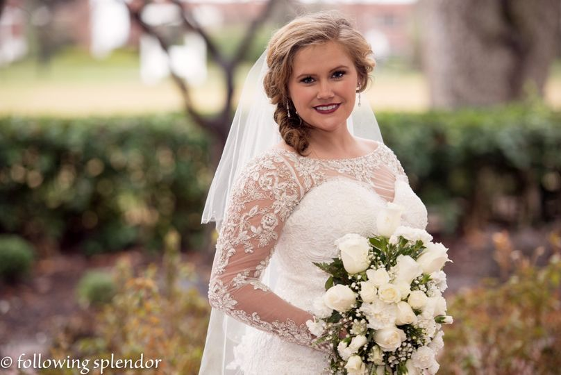 Harding University Winter Wedding