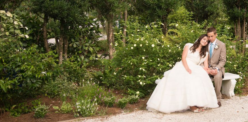 Romantic Florida Destination Wedding