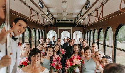Roman Rose Trolley