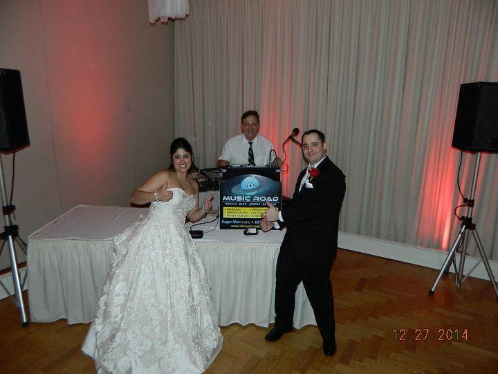 Marcela & josh's wedding at castleton banquet center windham, nh 12/27/14