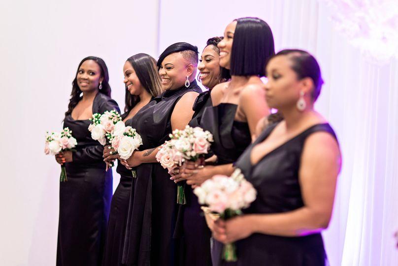 DFW Wedding Florals
