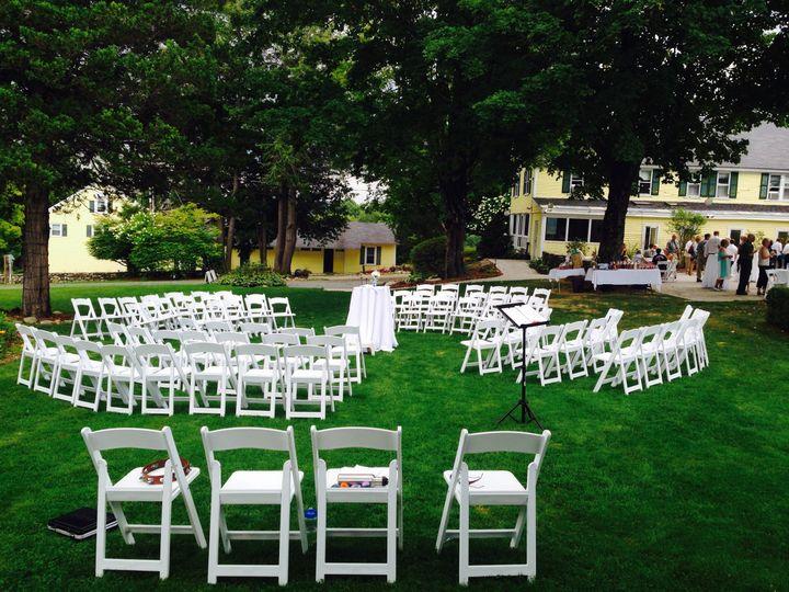 Tmx 1510525090228 Ceremony In The Round Near Inn Sunapee wedding venue