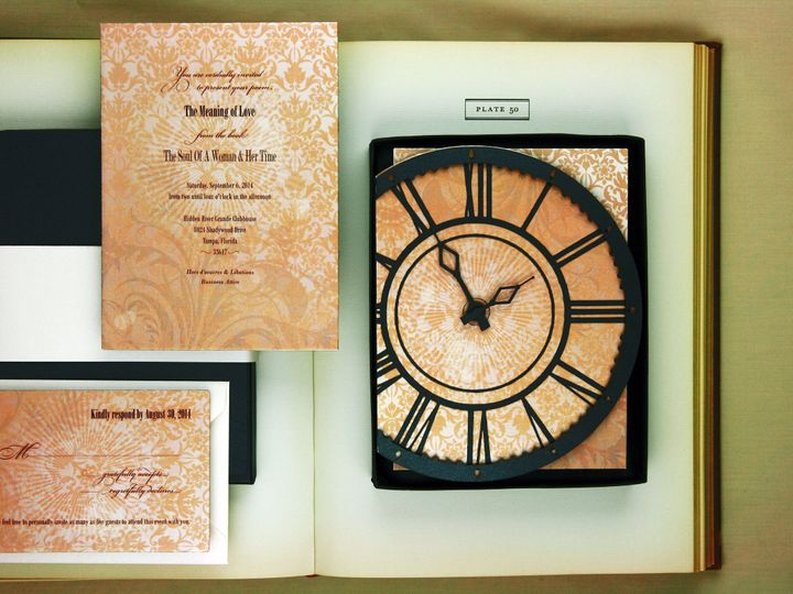 Tmx 1444748469164 Booklauncheventinvitationssogladgirl Jasper, Indiana wedding invitation