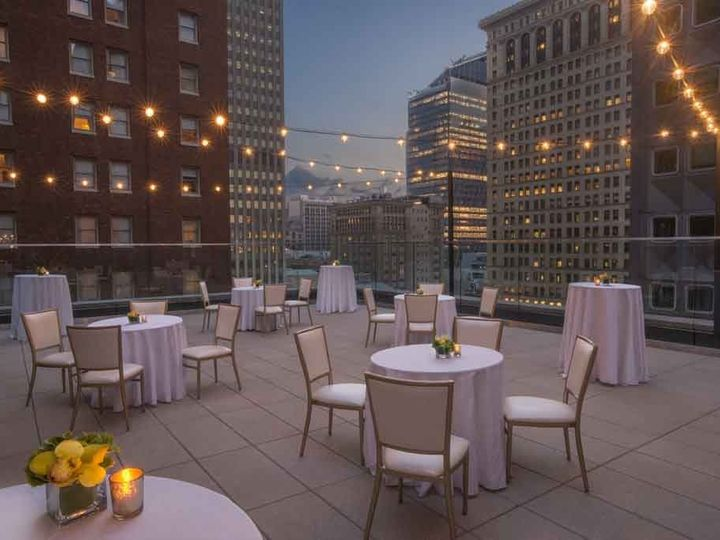 Tmx 1488298912405 Exterior Rooftop Pittsburgh, PA wedding venue