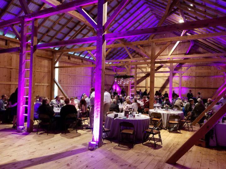 Barn Up Lighting