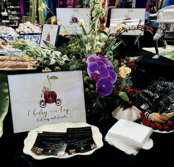 Cherry on top catering and events - open house