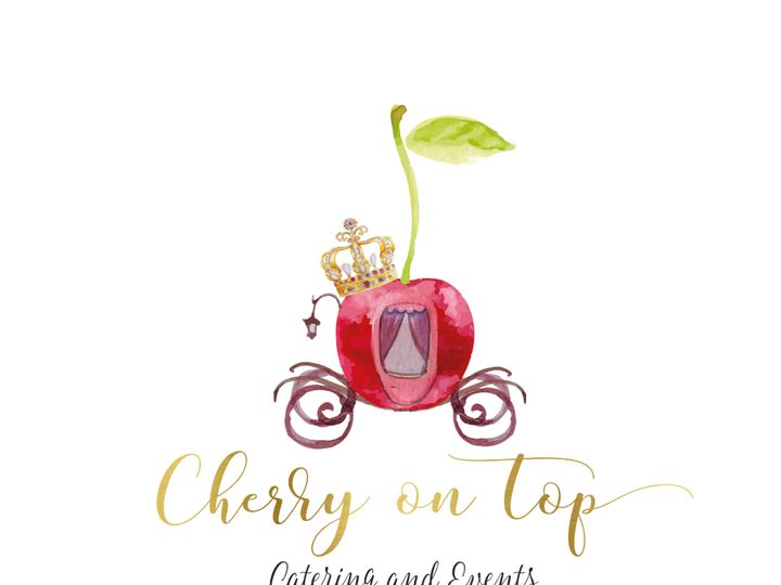 Tmx Logo For Cherry On Top Catering And Events 1 51 982275 158940198818571 Fort Worth, TX wedding catering