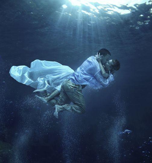 Suzanne delawar underwater