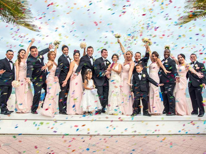 Tmx Fun Bridal Party Beach Photo Idea 51 963275 158629748396037 Miami, FL wedding photography
