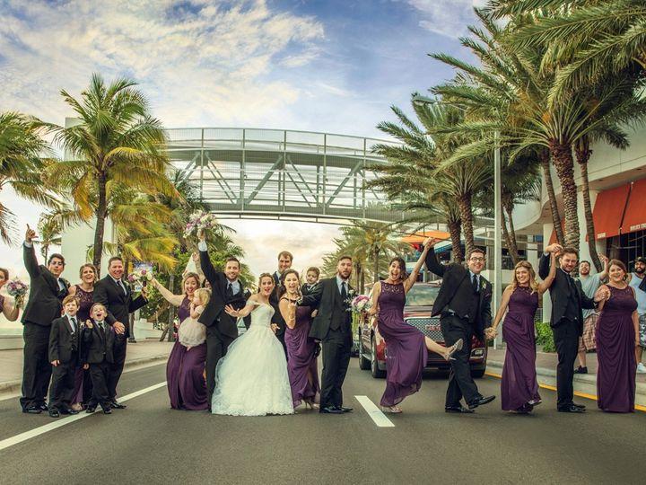 Tmx Fun Bridal Party Photos The Ritz Carlton Fort Lauderdale 51 963275 158629748452721 Miami, FL wedding photography