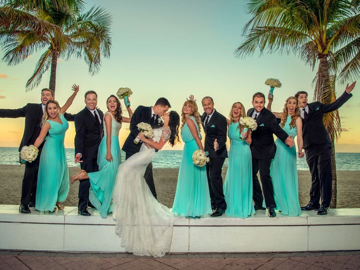 Tmx Fun Bridal Party Pose Ideas Ritz Carlton Fort Lauderdale Fl 51 963275 158629748585168 Miami, FL wedding photography
