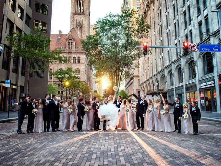 Tmx Fun Bridal Party Poses Pittsburgh Wedding 51 963275 158629748459090 Miami, FL wedding photography