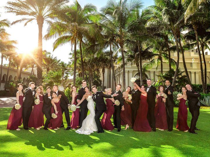 Tmx Fun Bridal Party Poses The Breakers Palm Beach Fl 51 963275 158629748445187 Miami, FL wedding photography