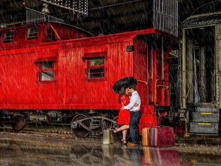 Tmx Train Engagement Photos Miami Fl 51 963275 158629748893548 Miami, FL wedding photography