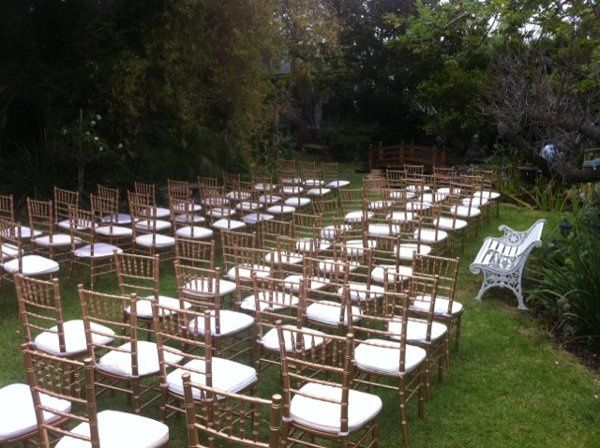 Gold Chiavari chair rental los angeles orange county san diego