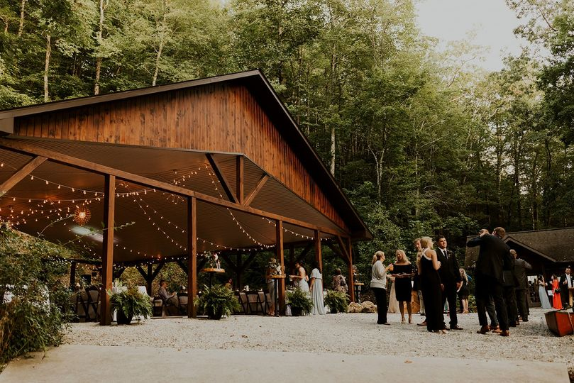 Reception Pavilion