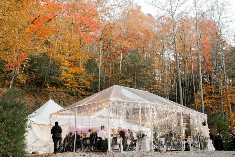 Late-october wedding