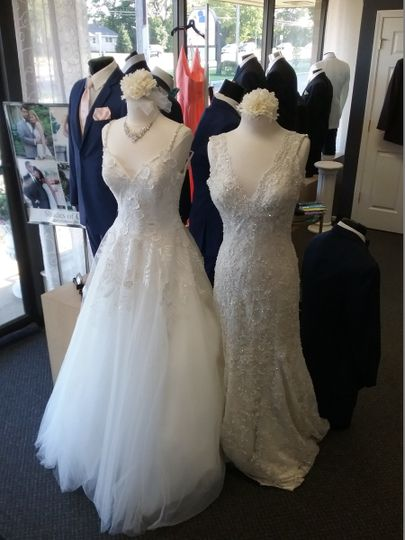Images of Racine - Dress & Attire - Racine, WI - WeddingWire