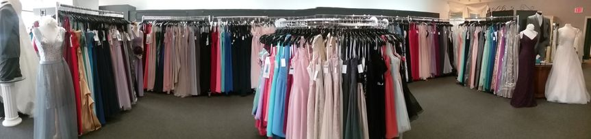 Gown choices