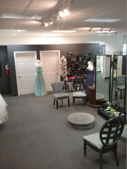 Fitting area