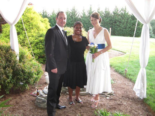 Tmx 1329775722684 WenLayn2 Lutherville Timonium wedding officiant