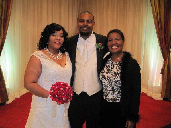Tmx 1329778577832 WashekaRickyyes Lutherville Timonium wedding officiant
