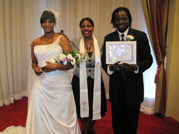 Tmx 1329779950325 TredonQuinz Lutherville Timonium wedding officiant