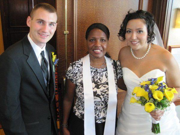 Tmx 1329780233508 BonniJustin2 Lutherville Timonium wedding officiant