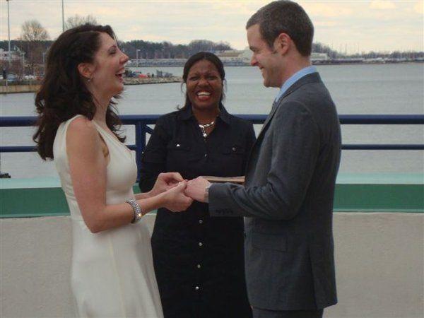 Tmx 1331570789620 IanElizabeth Lutherville Timonium wedding officiant