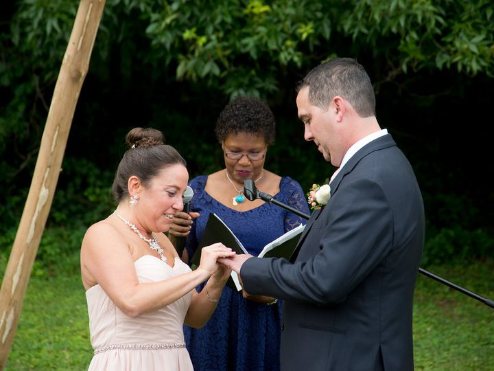 Tmx Bonnie Jerry Me During Ceremony 51 474275 162032941750382 Lutherville Timonium wedding officiant